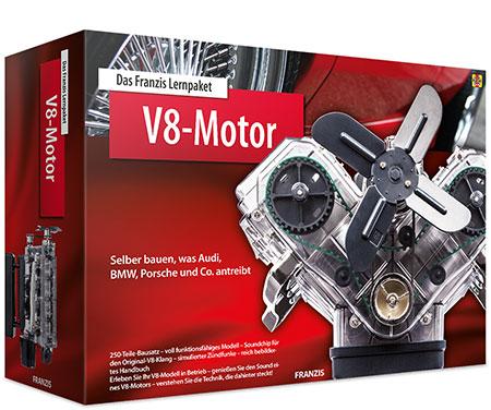 Franzis - V8-Motor (ExpK)