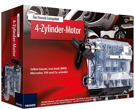 Franzis - 4-Zylinder-Motor (ExpK)