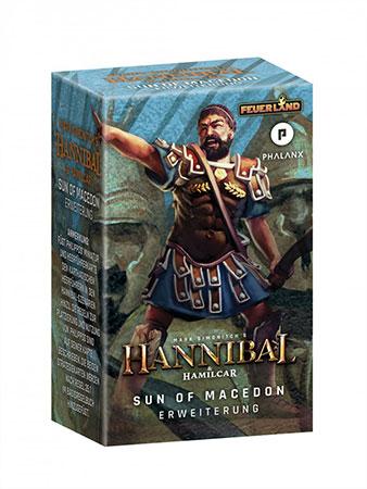 Hannibal & Hamilcar - Sun of Macedonien