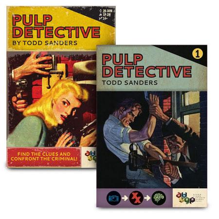 Pulp Detective inkl. Drahtzieher & Verräter (1. Erweiterung)