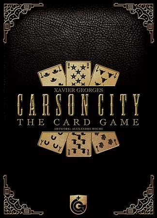 Carson City - Das Kartenspiel