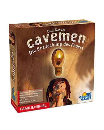 Cavemen - Die Entdeckung des Feuers