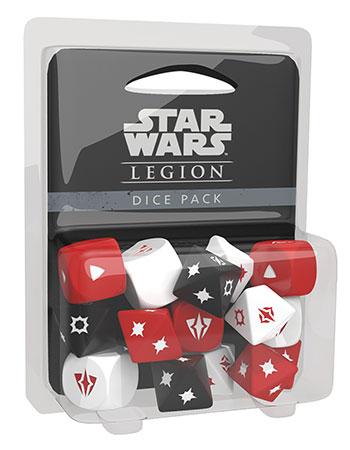 Star Wars: Legion - Zusatzwürfel-Set