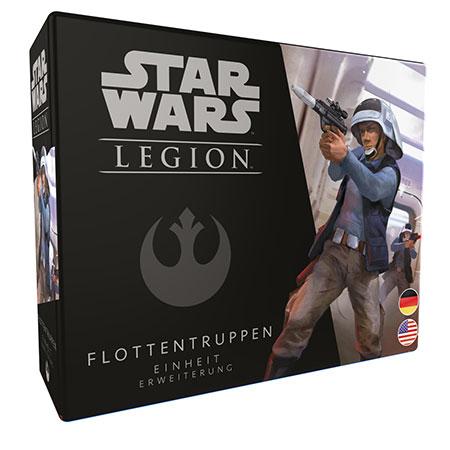 Star Wars: Legion - Flottentruppen Einheit-Erweiterung