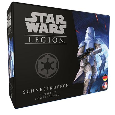 Star Wars: Legion - Schneetruppen Einheit-Erweiterung