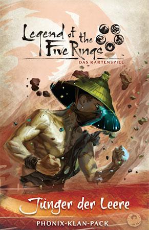 Legend of the 5 Rings - Das Kartenspiel - Jünger der Leere - Phönix-Klan-Pack