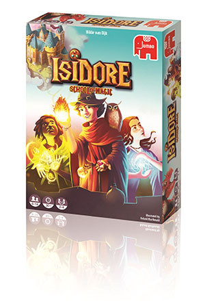 Isidore - Schule der Magier