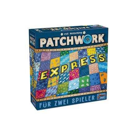 Patchwork - Express