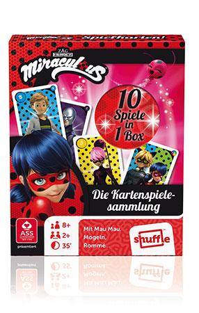 SpielKarten! - Miraculous