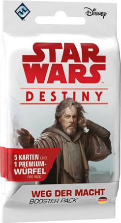 Star Wars: Destiny - Weg der Macht Booster