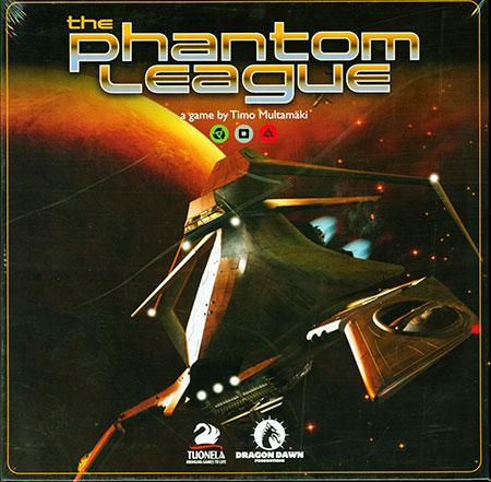 The Phantom League