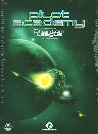 The Phantom League - Pilot Academy Erweiterung (engl.)