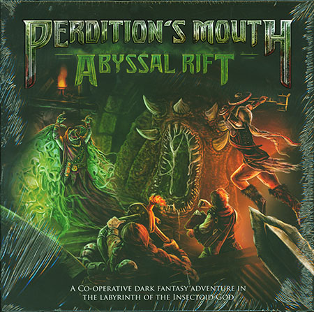 Perdition´s Mouth: Abyssal Rift - Kickstarter Edition (engl.)