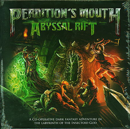 Perdition´s Mouth: Abyssal Rift - Revised Edition (engl.)