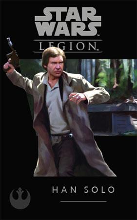 Star Wars: Legion - Han Solo Erweiterung