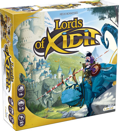 Lords of Xidit (engl.)
