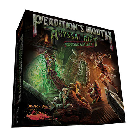 Perdition´s Mouth: Abyssal Rift - Revised Edition (dt.)