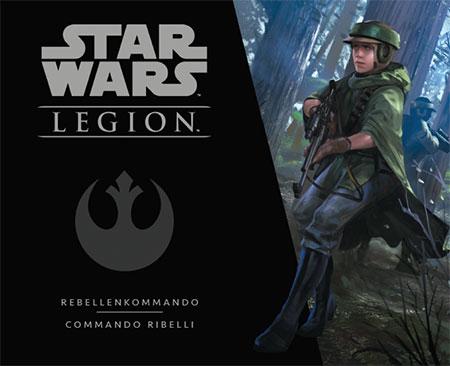 Star Wars: Legion - Rebellenkommandos Erweiterung