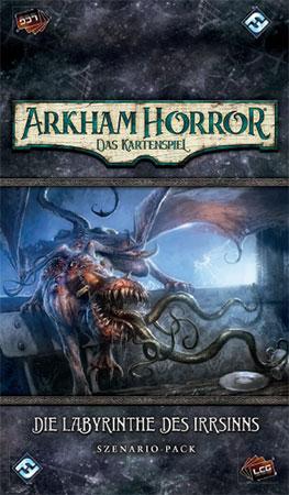 Arkham Horror - Das Kartenspiel -  Die Labyrinthe des Irrsinns Erweiterung