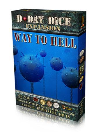 D-Day Dice 2nd Edition - Erweiterung 02: Pfad zur Hölle