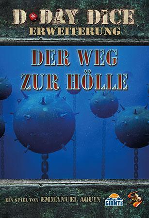 D-Day Dice 2nd Edition - Erweiterung 02: Der Weg zur Hölle