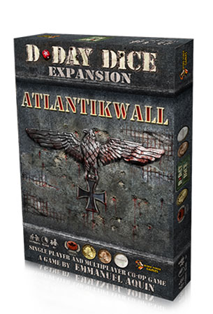 D-Day Dice 2nd Edition - Erweiterung 03: Atlantikwall