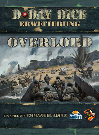 D-Day Dice 2nd Edition - Erweiterung 04: Overlord