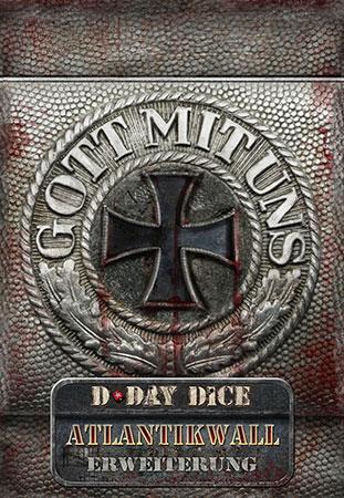 D-Day Dice 2nd Edition - Erweiterung 07: Gott mit uns