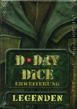 D-Day Dice 2nd Edition - Erweiterung 05: Legenden