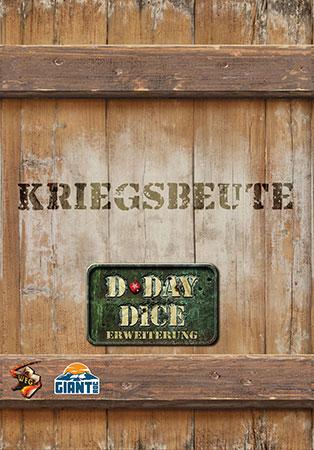 D-Day Dice 2nd Edition - Erweiterung 06: Kriegsbeute