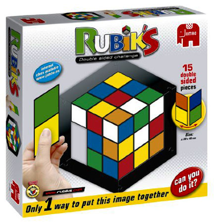 Rubiks - Double sided Challenge