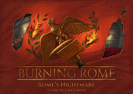Burning Rome - Rome´s Nightmare (engl.)
