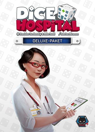 Dice Hospital - Deluxe Erweiterung (dt.)