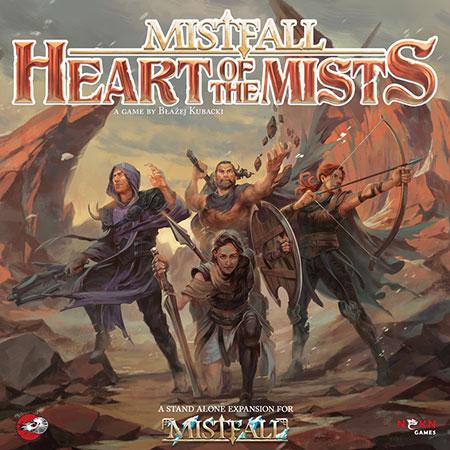 Mistfall - Heart of the Mists (engl.)
