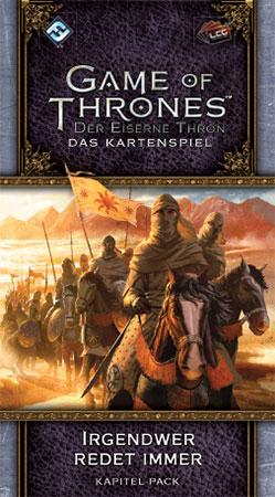 Der Eiserne Thron - Das Kartenspiel 2. Edition - Irgendwer redet immer (Krähenschwarm 6)