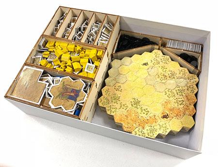 Geekmod - Sortierbox aus Holz für Antiquity