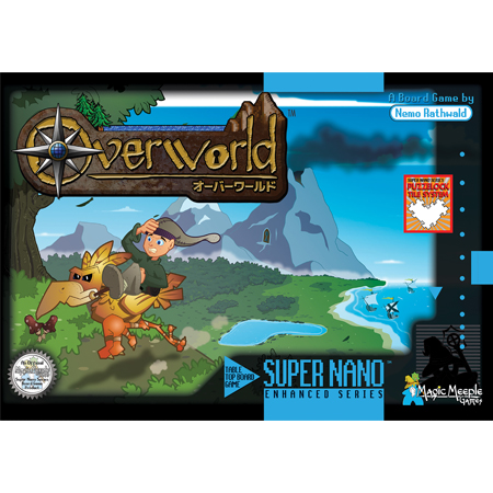 Overworld - Das 16-Bit-Abenteuer inkl. 5.Spieler Erweiterung