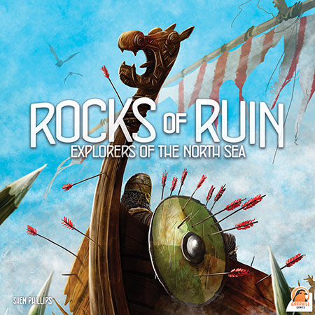 Explorers of the North Sea - Rocks of Ruin Erweiterung (engl.)