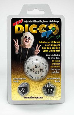 Dice-Up - Lottowürfel-Set