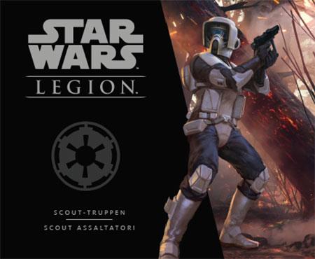 Star Wars: Legion - Scout Troopers Erweiterung