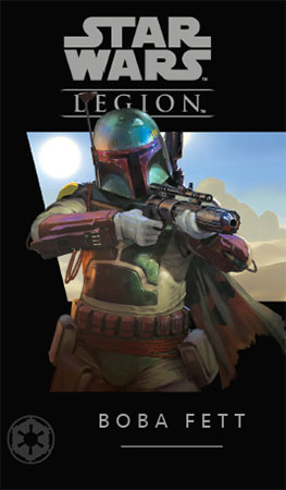 Star Wars: Legion - Boba Fett Erweiterung