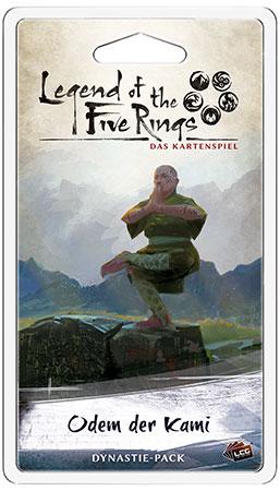 Legend of the 5 Rings - Das Kartenspiel - Odem der Kami Dynastie-Pack (Elementar 1)