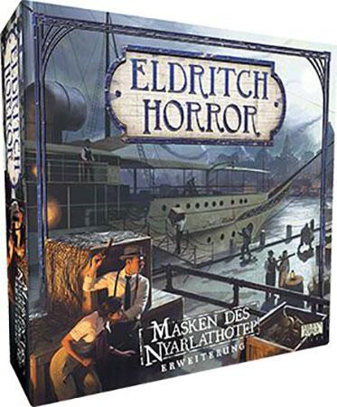 Eldritch Horror - Masken des Nyarlathotep Erweiterung