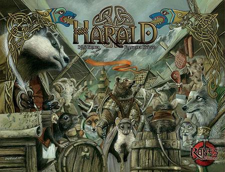 Harald (engl.)