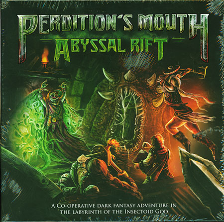 Perdition´s Mouth: Abyssal Rift - Gamers Edition (engl.)