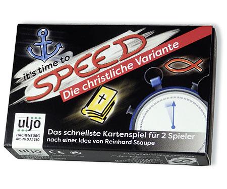 Speed - Die christliche Variante