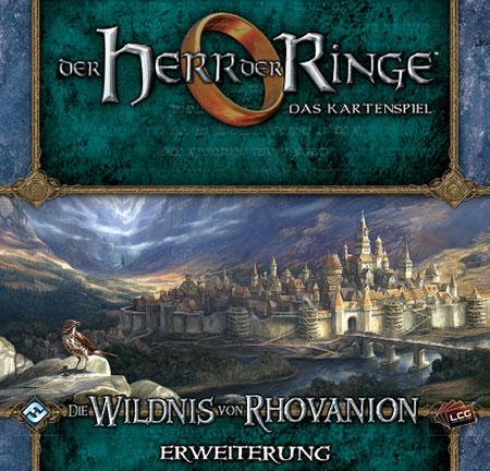 Der Herr der Ringe - Das Kartenspiel: Die Wildnis von Rhovanion Erweiterung