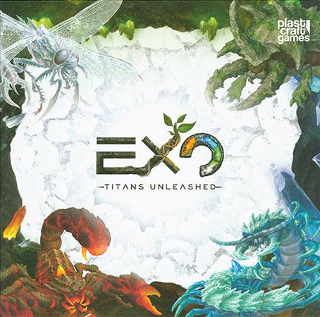 EXO Mankind Reborn - Entfesselte Titanen - Erweiterung