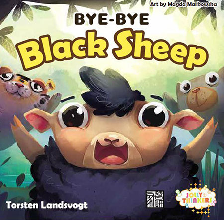 Bye-Bye Black Sheep (Schwarzes Schaf)
