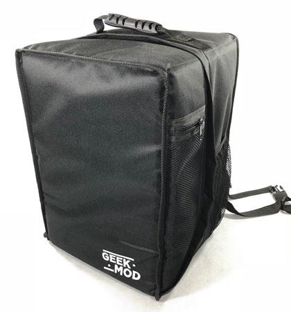 GeekMod - Rucksack für Brettspiele - schwarz Version 2.0